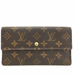 Louis Vuitton Monogram Porte Tresor Wallet